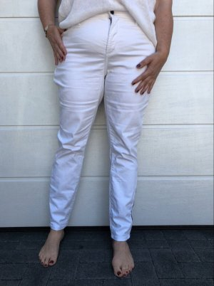 NYDJ Five-Pocket Trousers white