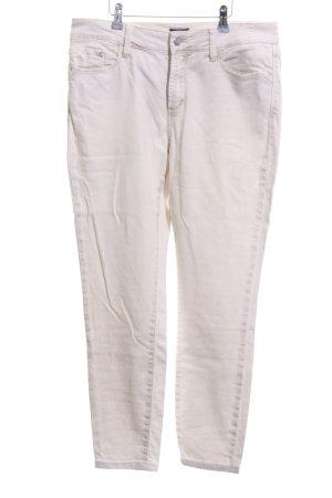 NYDJ Skinny Jeans weiß Casual-Look