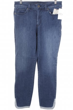 NYDJ Skinny Jeans dunkelblau Casual-Look