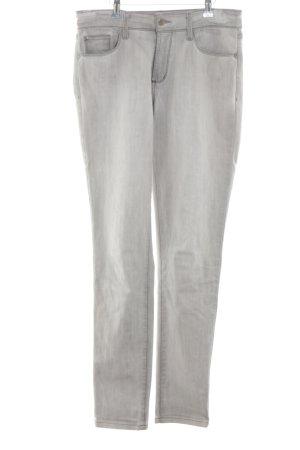 NYDJ Slim Jeans hellgrau Casual-Look