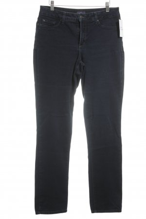 NYDJ Slim Jeans dunkelblau Casual-Look