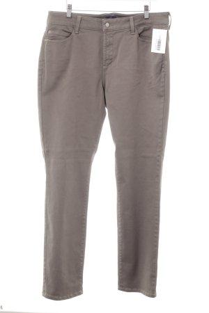 NYDJ Straight-Leg Jeans grau Casual-Look