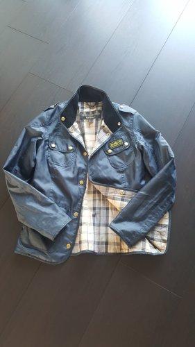 Barbour Between-Seasons Jacket gold-colored-dark blue