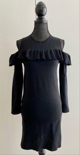 Zara Tube Dress black mixture fibre