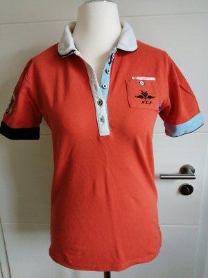 NZA New Zealand Auckland Poloshirt