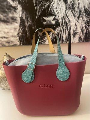 O bag Shopper violet-magenta