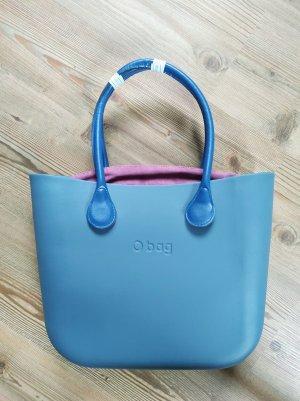O bag Shopper pink-azure