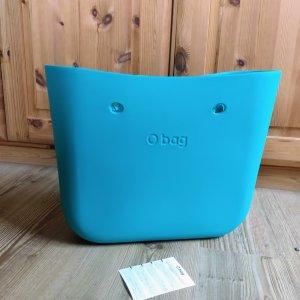 O bag Borsa shopper azzurro-turchese