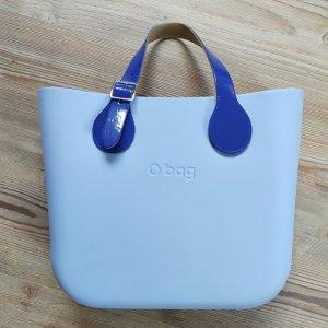 O bag Shopper mauve-blauw-paars