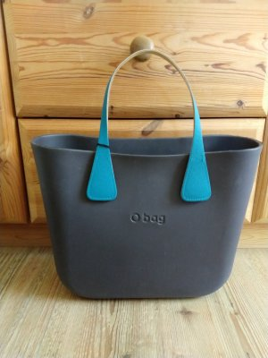 O bag Shopper black-cadet blue