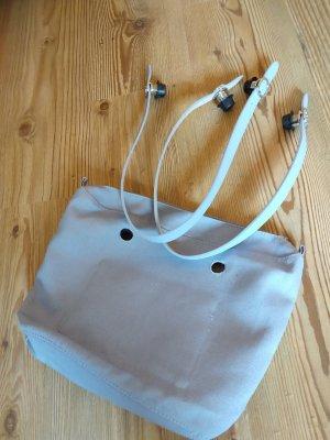 O bag Shopper bleu azur