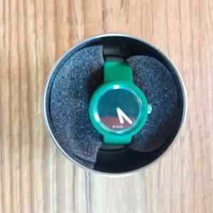 O bag Analog Watch green