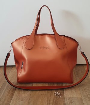 O bag soft Farbe kupfer metallic NEU