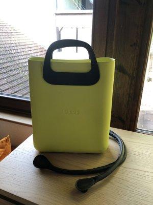 O bag Borsetta giallo pallido