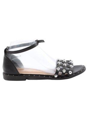 O'Moda Sandalo comodo nero stile casual