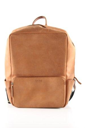 O MY BAG Schulrucksack braun Casual-Look
