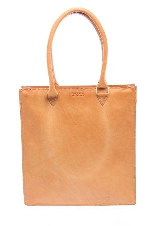O MY BAG Sac fourre-tout orange clair style d'affaires