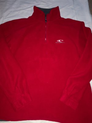 ONEILL Fleece Jumper grey-red polyester