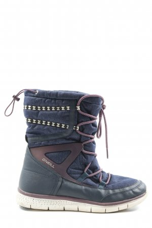O'Neil Winter Boots blue casual look