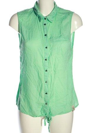 O'neill Blusa senza maniche verde stile professionale