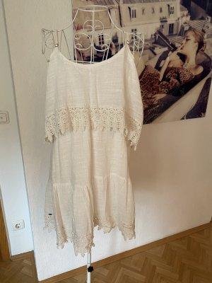 ONEILL Vestido de Verano blanco-blanco puro