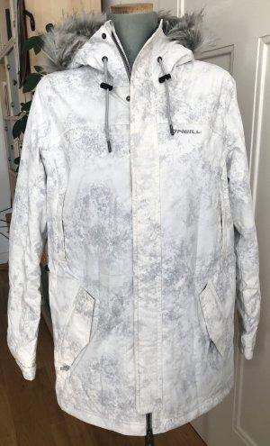 O'Neill Schulrucksack Parka blanc-gris clair