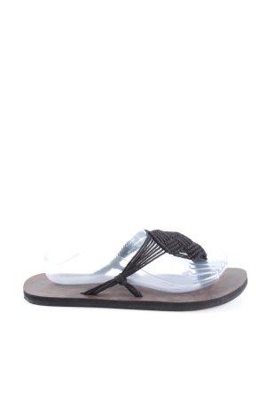 O'neill Flip flop sandalen zwart casual uitstraling