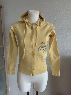 ONEILL Chaqueta con capucha amarillo pálido-amarillo claro