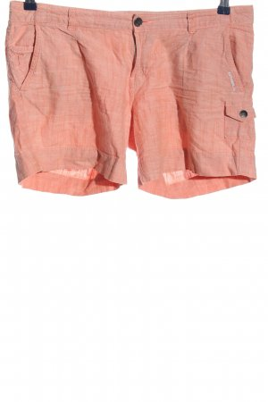O'neill Hot pants roze gedrukte letters casual uitstraling