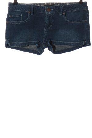 O'neill Pantaloncino di jeans blu stile casual