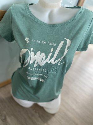 O'Neill Shirt T-Shirt Gr.S 36 38 top grün Mint