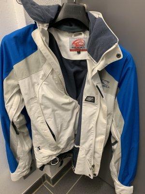 O'Neill Snowboard-Anzug, mega schön - weiß-blau, Gr40