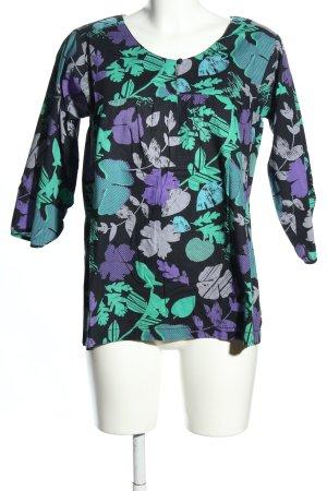 O'neill Blusa a tunica stampa integrale stile casual