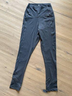 08/16 Pantalone da ginnastica grigio scuro-grigio
