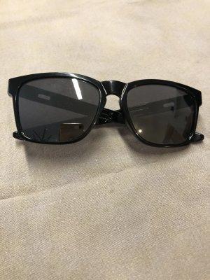 Oakley Lunettes de soleil angulaires noir