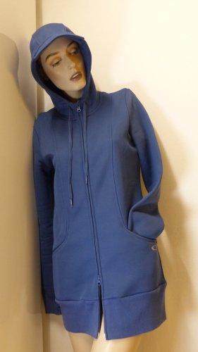 Oakley Giacca fitness blu-grigio ardesia