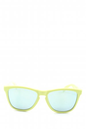 Oakley Ronde zonnebril sleutelbloem casual uitstraling
