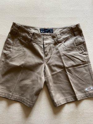 Oakley Shorts 5/6 beige neu