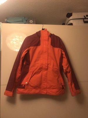 Oakley Giacca sport arancione-viola