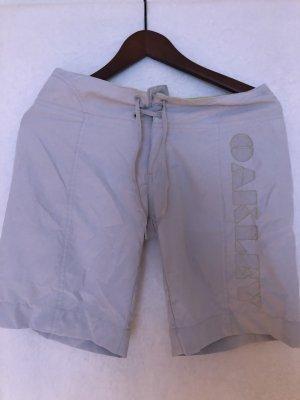 Oakley Shorts giallo-grigio chiaro Poliestere