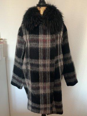 Oakwood Pelt Coat black-dark grey