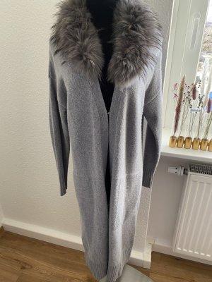 Oakwood Wool Coat grey