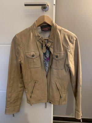 Oakwood Lederjacke Wie neu Gr xl eingedruckt fällt aber kleiner aus wie M/L