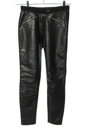 Oakwood Leggings schwarz Casual-Look