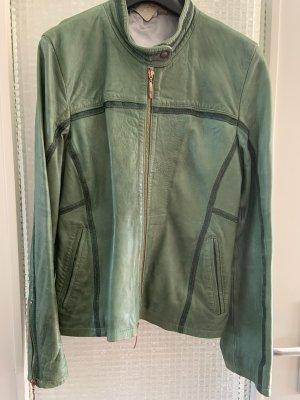 Oakwood Leather Jacket multicolored
