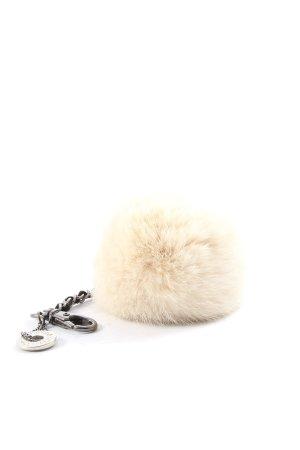 Oakwood Schlüsselanhänger creme-silberfarben Casual-Look