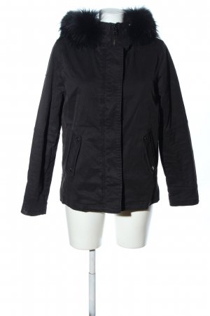 Oakwood Übergangsjacke schwarz Casual-Look