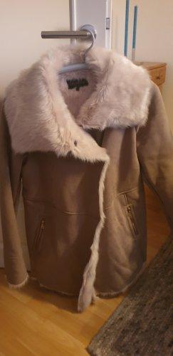 Oakwood Wintermantel beige