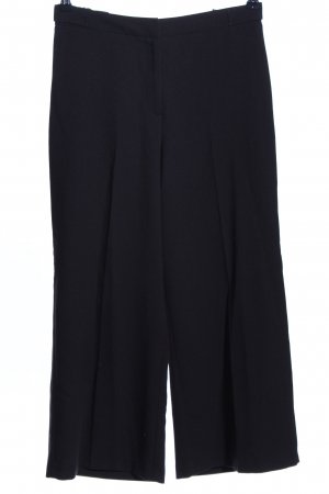 Oasis 7/8-Hose schwarz Business-Look