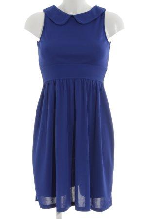 Oasis A-Linien Kleid blau Elegant